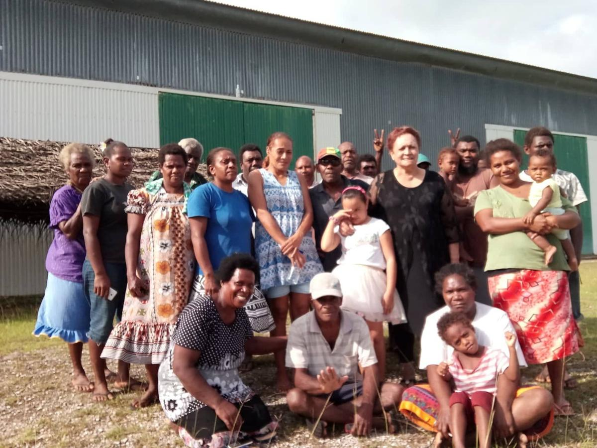Justice for the Vanuatu Coconut Project farmers