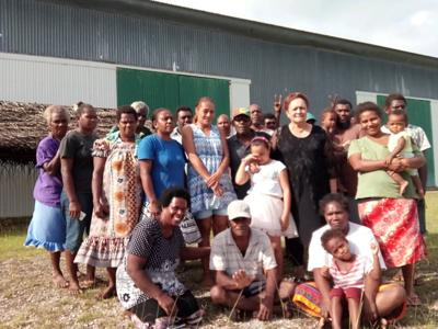 Justice for the Vanuatu Coconut Project farmers