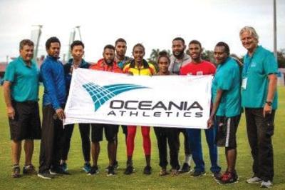 Host Announcement: 2021 Oceania Area Championships