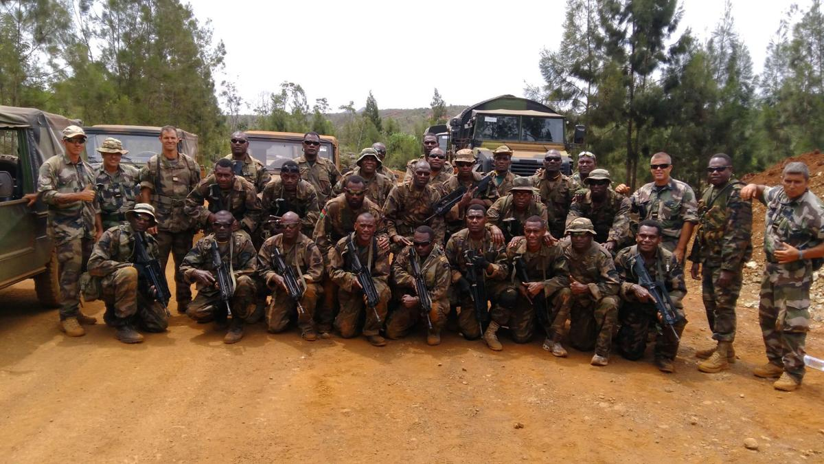 Vanuatu Mobile Force sets new record in Croix Du Sud exercise