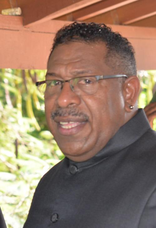 Ambassador Mickey Roy Joy