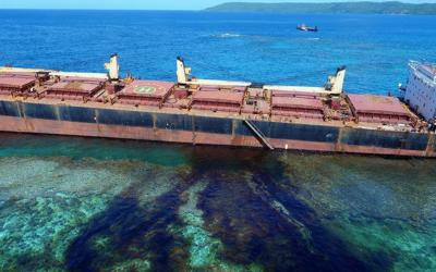 Ocean Logistics contracted for salvage operation in SI