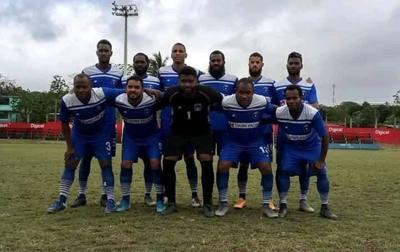 Galaxy FC hemi topem dei 2 blo PVFA 2019-2020 jampionsip