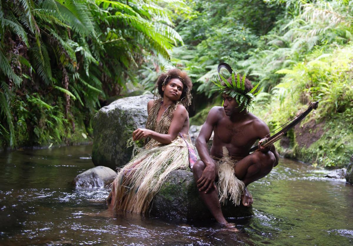 Mungau Dain with Marie Wawa