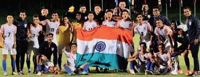 India overcome Tahiti to secure historic Youth crown
