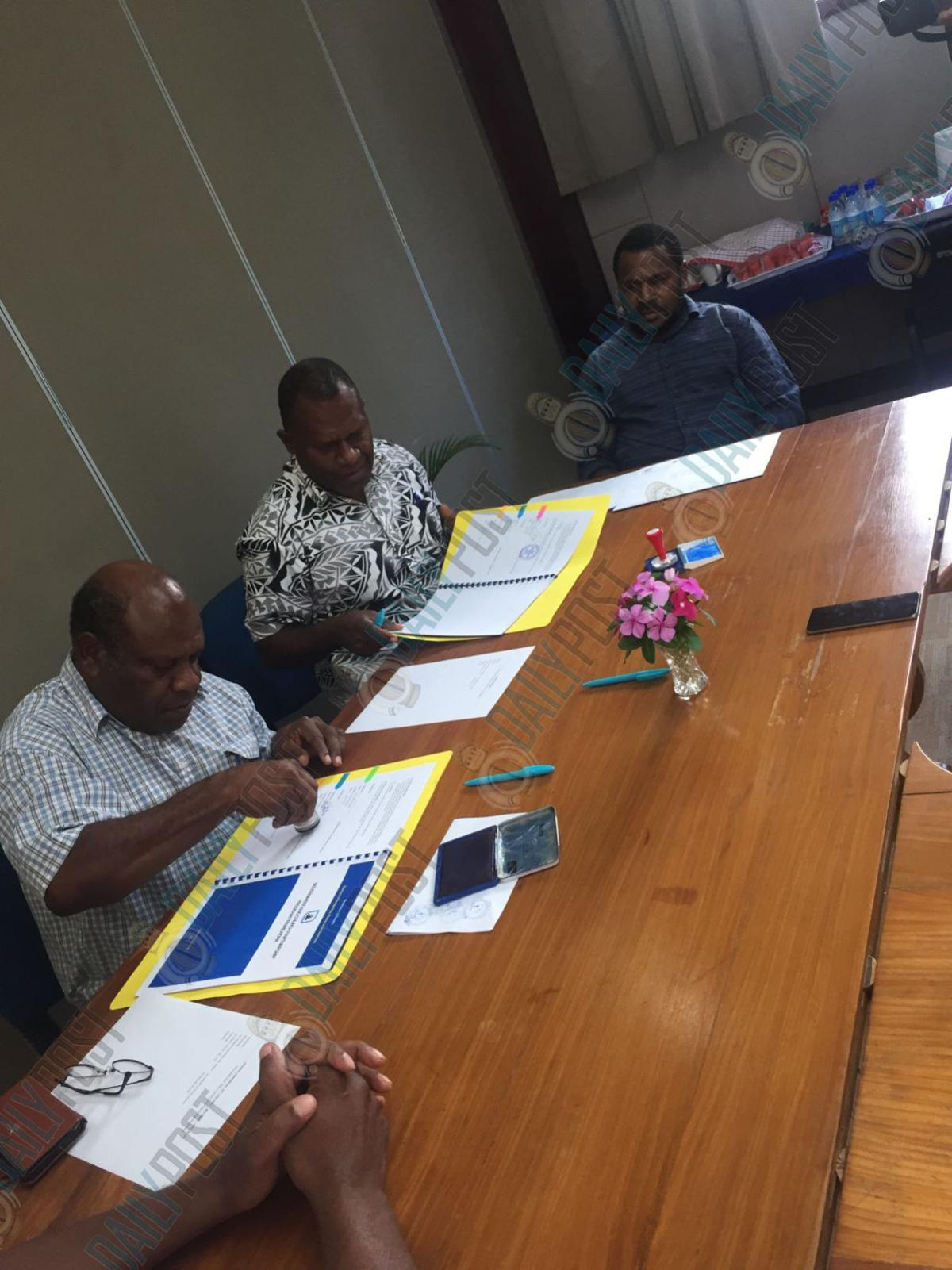 VT50 Million Grant for Vanuatu Christian Council