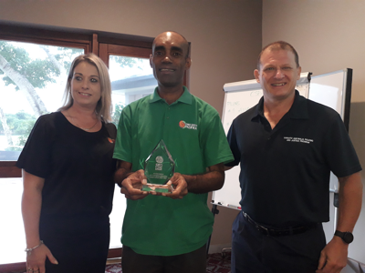 VPF Receives Award for Participation in Cyber Safety Training