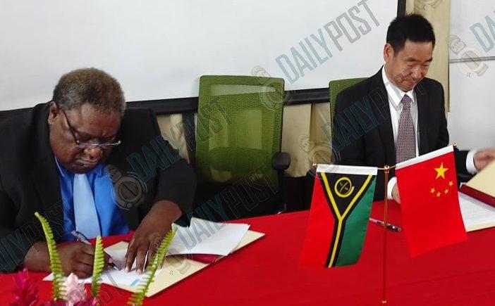 Mandarin to be Introduced to Vanuatu National Curriculum