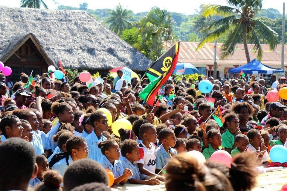 Luganville's Independence Celebration Opens Today