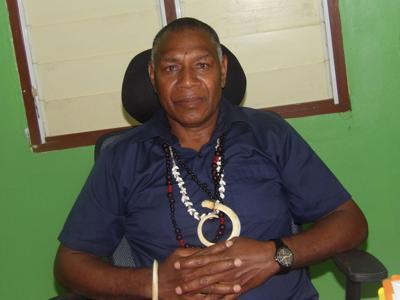 President Tirsupe