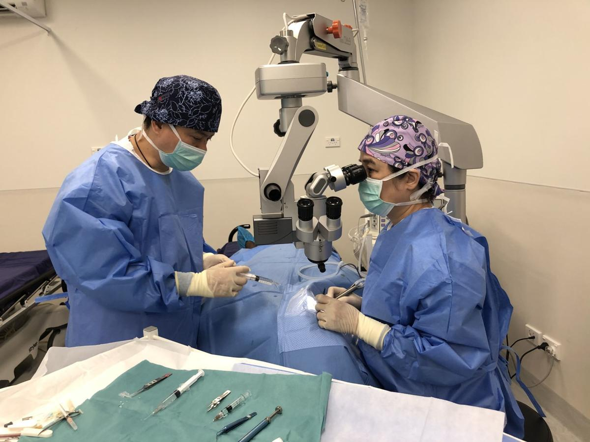 Over 100 Ni-Vanuatu benefit from free medical service by Chinese eye doctors