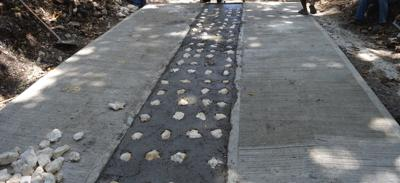 Aniwa concrete road complete, opening today