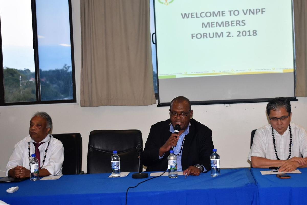 VNPF holds first public forums