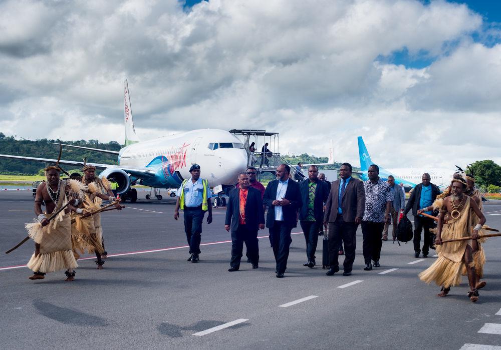 瓦努阿图航空公司首次推出墨尔本 - 维拉港航班