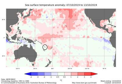 Good news and not so good news as cyclone season approaches