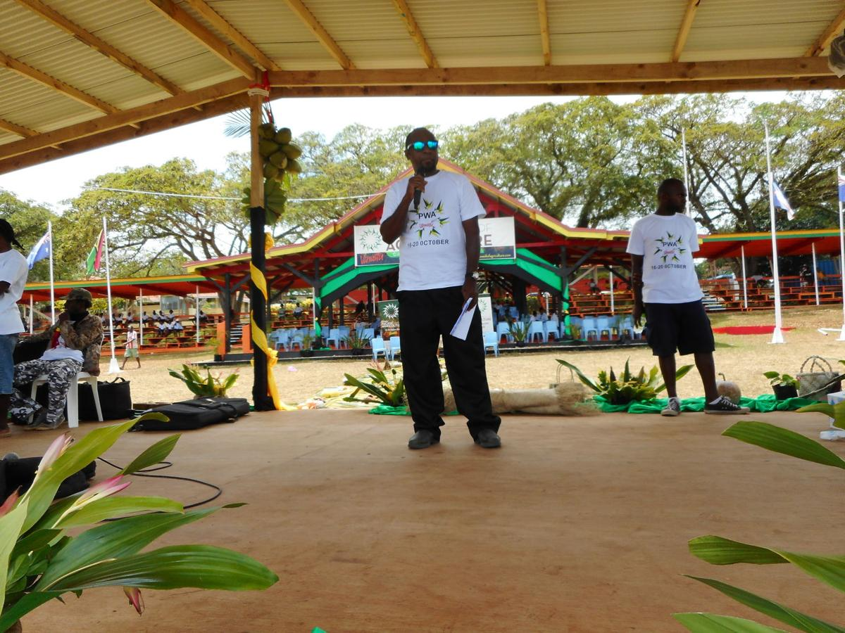 Coconut, Tree of Life: Agri-Tourim Festival presentation