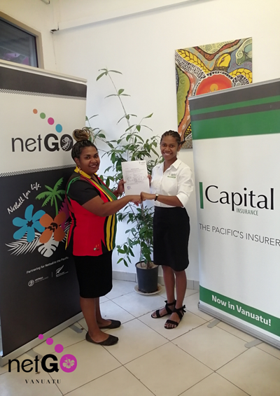 PSP Vanuatu netball receives insurance