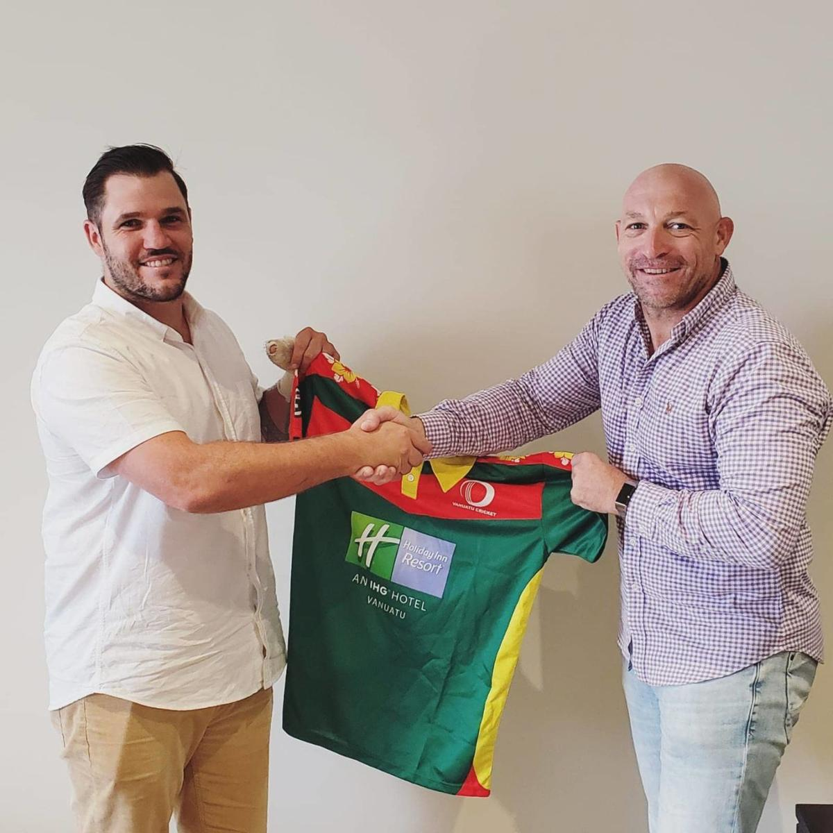 Vanuatu Cricket Appoints New High Performance Manager