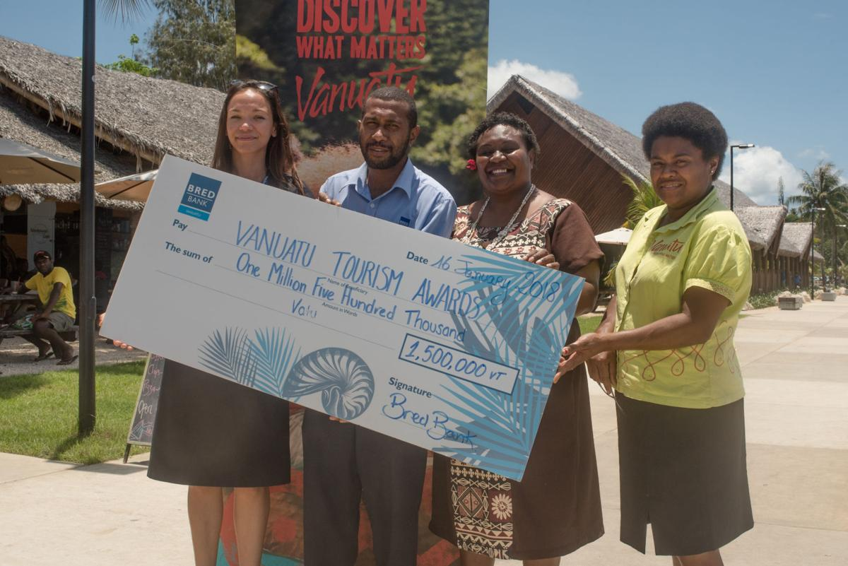 BRED Sponsors Tourism Awards