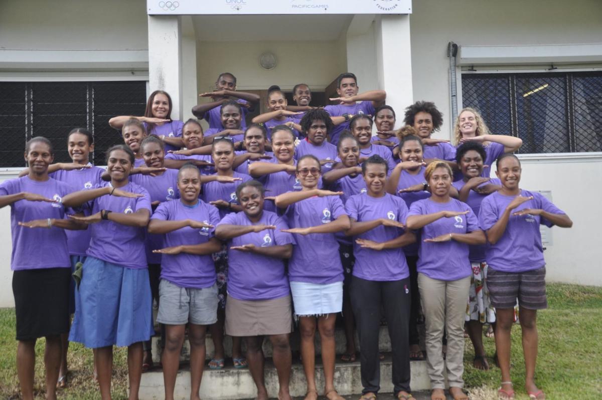 Good news for the future of women in sport in Vanuatu