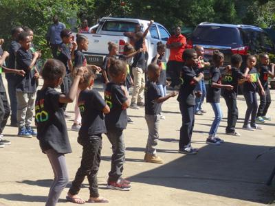 舞蹈对抗非传染性疾病
