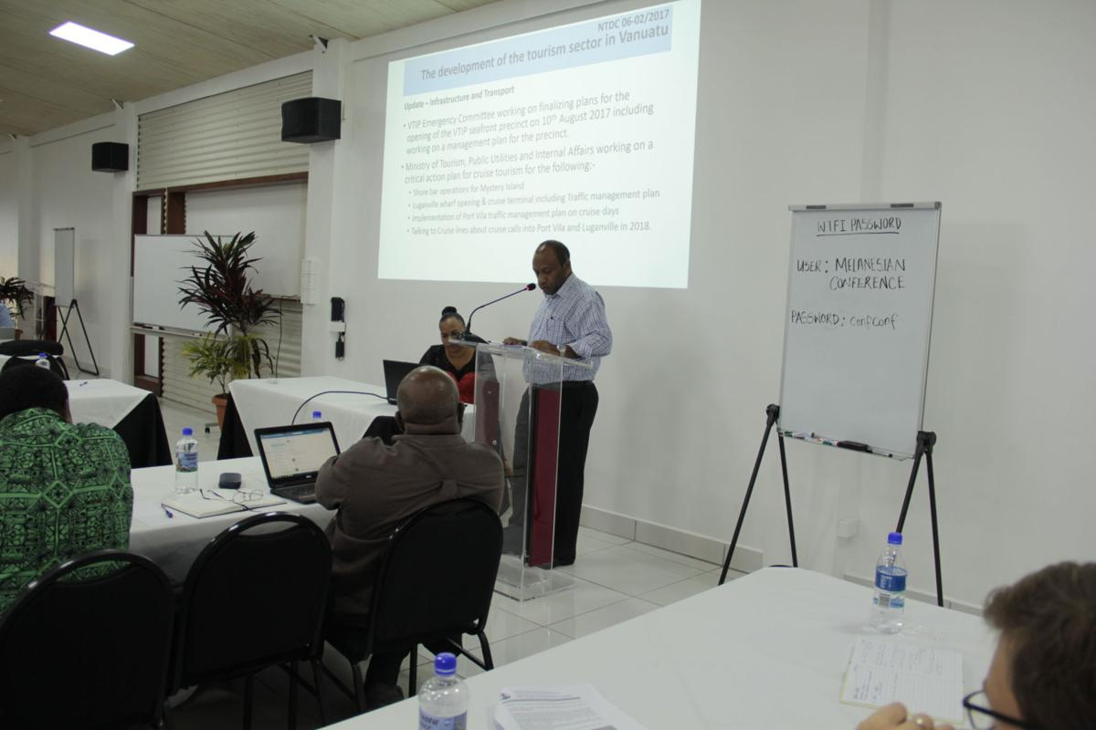 Miscategorization of visitor entry concerns trade development committee