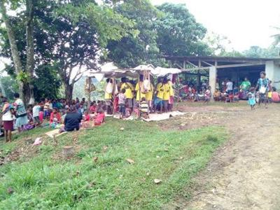 Central Pentecost village sets example
