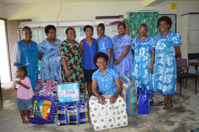 Presbyterian Women's Mission Union donates towards COVID-19 response