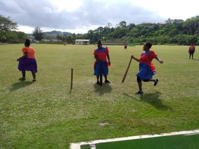 Vanuatu Island Mamas cricket starts NCD competition