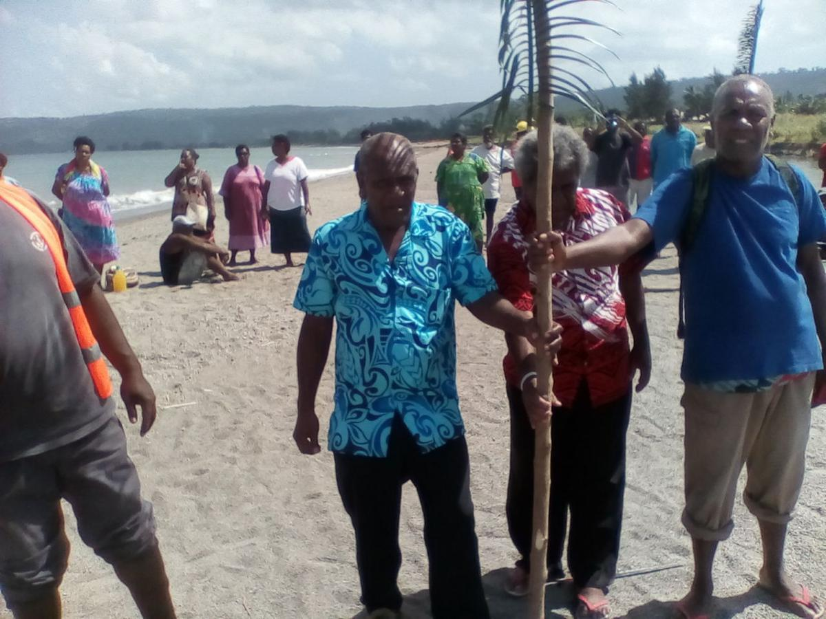 Ifira places traditional Namele leaf ban in its marine boundary