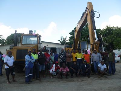 Ifira General Services 2000 acquires additional heavy works equipment