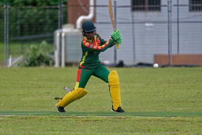 Cricket corner with Valenta Langiatu