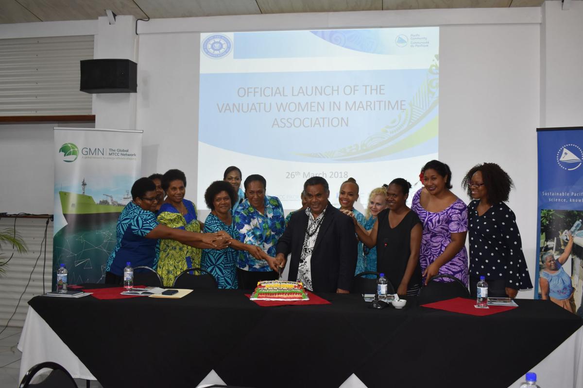 Vanuatu Women In Maritime Association launched