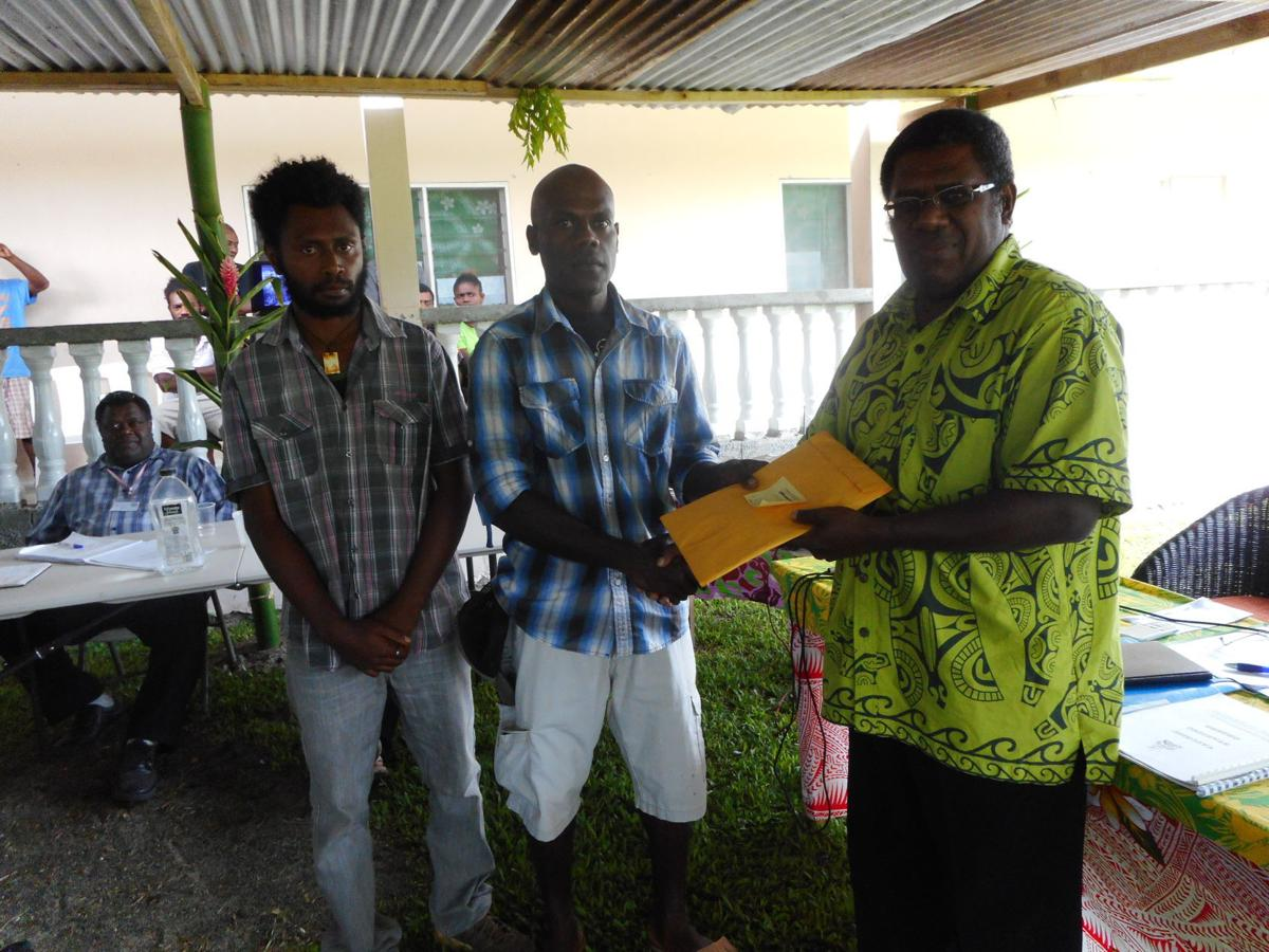 Efate youths want Article 79 of Constitution on land transactions removed