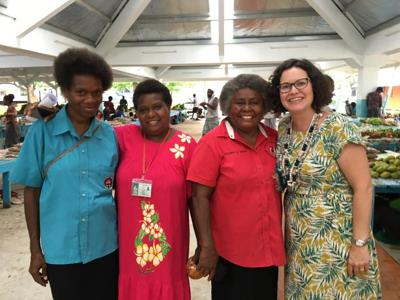 Australian High Commissioner's first official visit to SANMA province