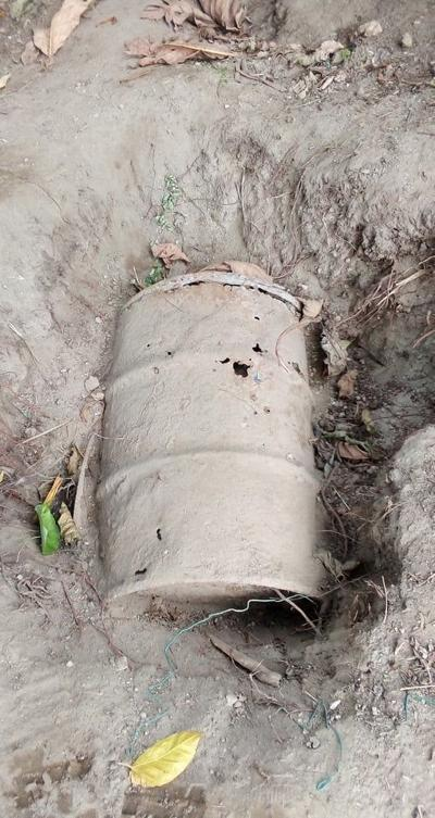 Students discover buried ammunition at Sainte Jeanne d'Arc Primary School