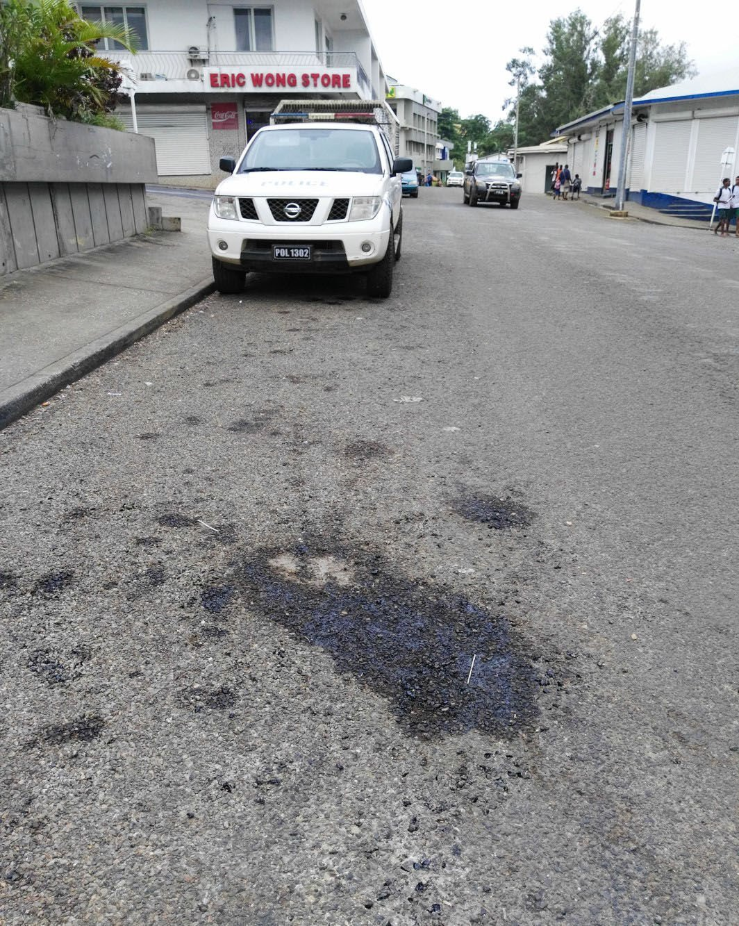 Oil Leaks Threaten New Road Lifespan