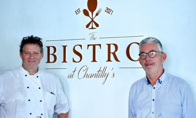 Chantilly's Reopens Restaurant