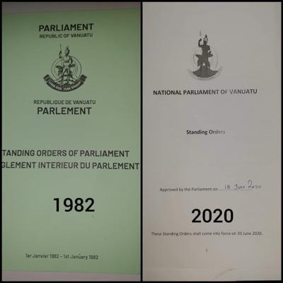New Dates for Parliament Recess