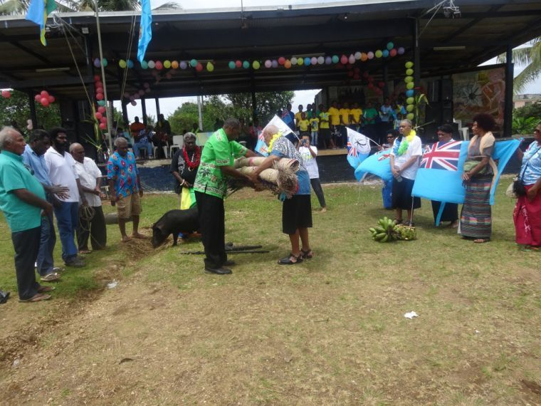 Disappointed leader:  Turnout of leaders to Malampa Day poor