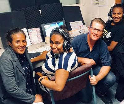 Vanuatu sports journalists to commentate in FIFA Women's World Cup