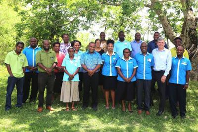 Training to enhance institutional capacity