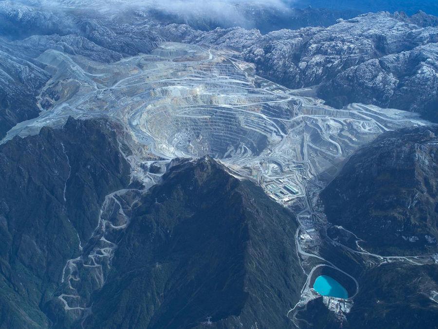Freeport-McMoRan Grasberg mine