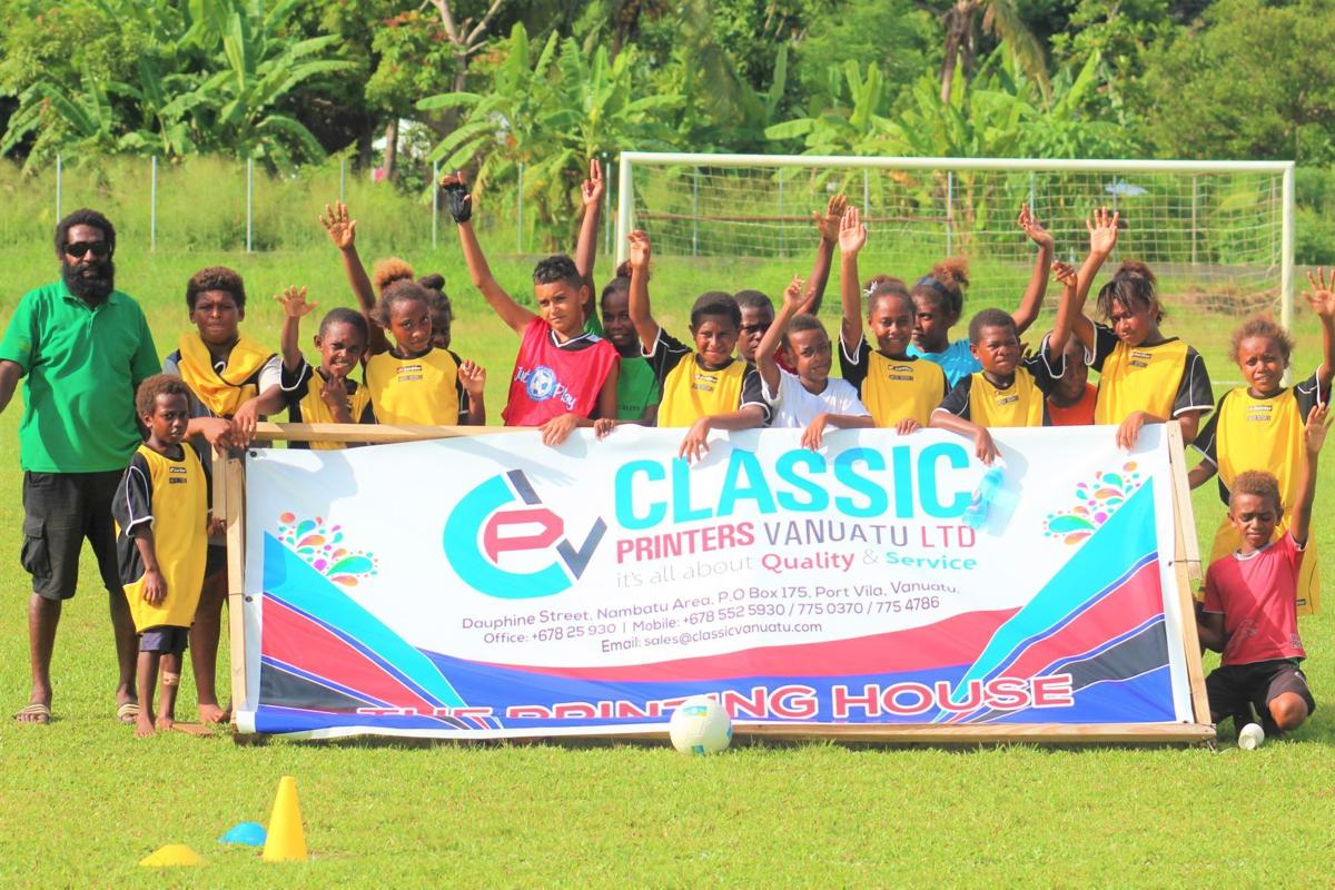 Classic Youth league Tournament kicks off in Luganville Soccer City Stadium