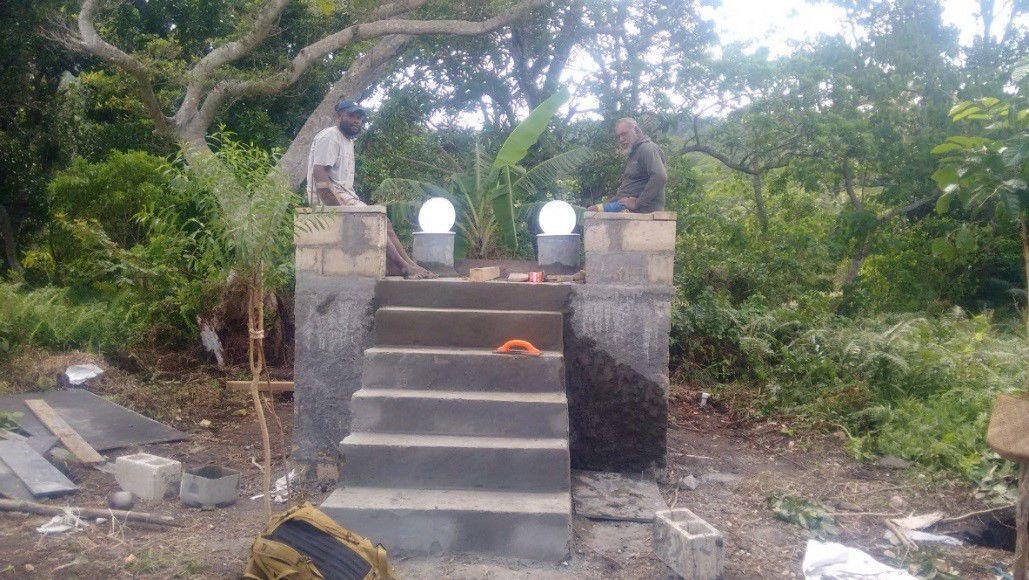 compost toilet Umeij
