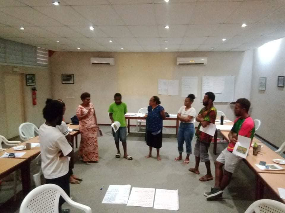 Vanuatu tennis conducts Gender and Safeguard Workshop
