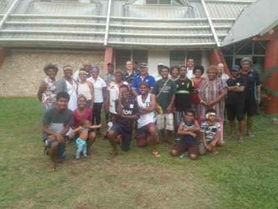 PNG COMMUNITY LAUNCHES DANCE GROUP