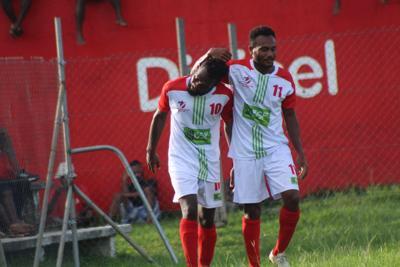 Erakor Golden Star FC hemi aot long resis