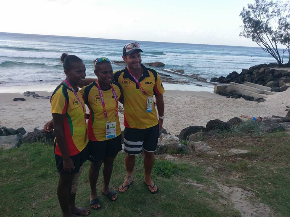 England women dumped out of Commonwealth Games by Vanuatu