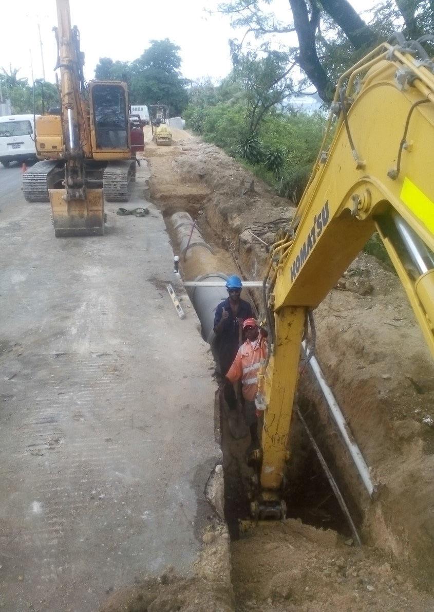 Progress report on Port Vila Urban Development Project